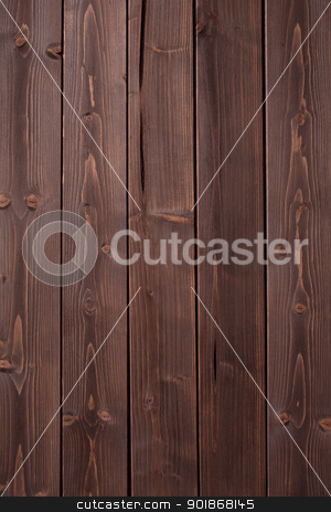 Dark chestnut wood texture stock photo, Dark chestnut panels wood surface material texture by Giordano Aita