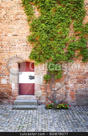 old door stock photo, An image of a nice old door by Markus Gann