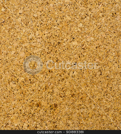 Bulletin board of cork board texture stock photo,  by boonsom