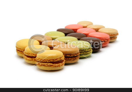 macaroons stock photo, macaroons by photography33
