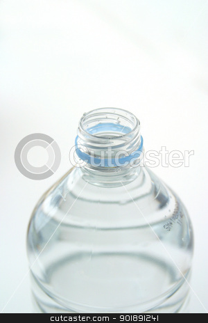 Plastic bottle of water stock photo, Plastic bottle of water by photography33