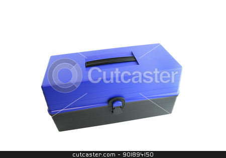 Toolbox stock photo, Toolbox by photography33