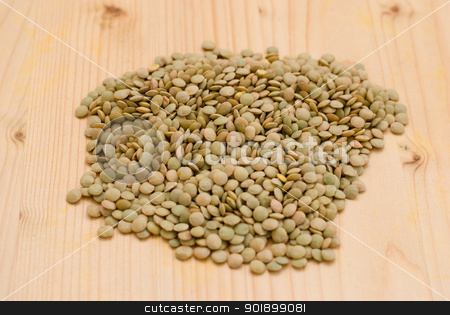 lentils stock photo, lentils by Sarka