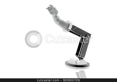 Artificial arm stock photo, Artificial arm by genialbaron