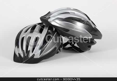 Bike helmet stock photo, Bike helmet by photography33