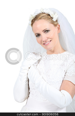 Wedding Dress stock photo, Wedding Dress by photography33