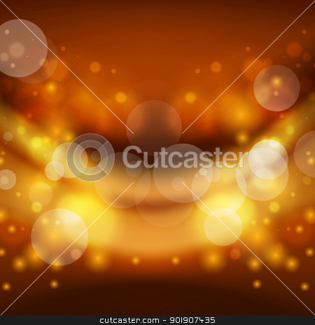 Abstract art green bubble stock photo, Abstract orange lines bubble,Bubble occurred in the lines outside. by hitus