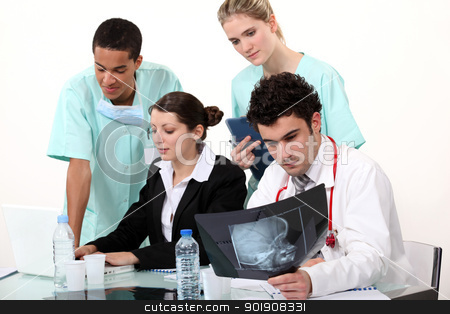 Medical team stock photo, Medical team by photography33