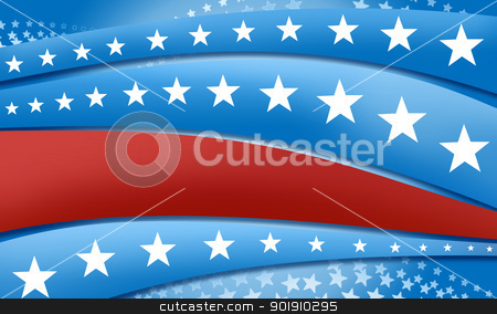 stars and stripes background stock photo, Stars and stripes background graphic by TLFurrer