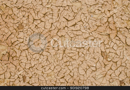 Background of dry ground earth resolved after rain  stock photo, Background of dry ground earth resolved after rain.  by sauletas
