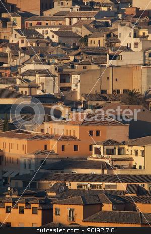 Old town of Toledo, Castilla la Mancha, Spain stock photo, Old town of Toledo, Castilla la Mancha, Spain by B.F.