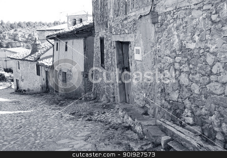 Calatanazor, Soria, Castilla y Leon, Spain stock photo, Calatanazor, Soria, Castilla y Leon, Spain by B.F.