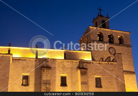 Cathedral of nuestra señora de la asuncion, Santander, Cantabri stock photo, Cathedral of nuestra señora de la asuncion, Santander, Cantabria, Spain by B.F.