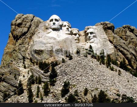 Mount Rushmore South Dakota stock photo,                                 by Liane Harrold