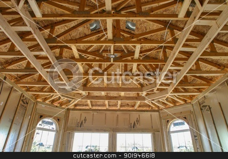 Framing A Double Tray Ceiling 2