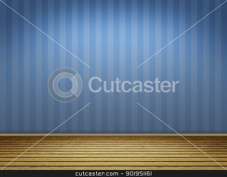 blue floor stock photo, An image of a nice floor for your content by Markus Gann