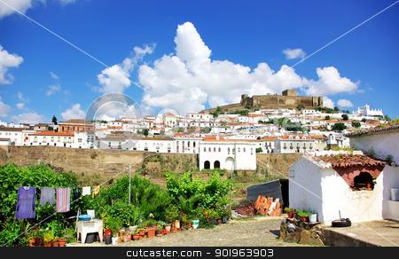 Landscape of Mertola . stock photo, Landscape of Mertola . by Inacio Pires