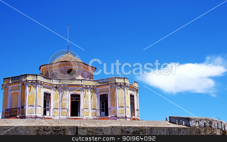 Fort of Grace, Elvas, Portugal stock photo, Fort of Grace, Elvas, Portugal by Inacio Pires