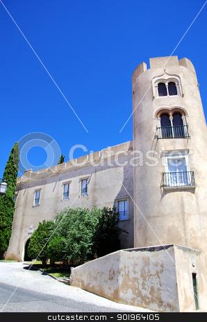 Castle of Alvito, Alentejo, Portugal  stock photo,  Castle of Alvito, Alentejo, Portugal  by Inacio Pires