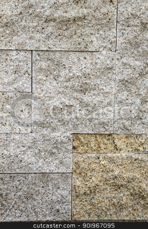 Texture of stone brick stock photo, Texture of stone brick background  by Ingvar Bjork