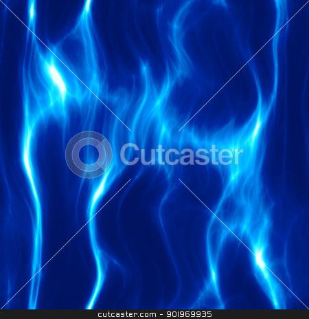 blue plasma background stock photo, An image of a seamless blue plasma background by Markus Gann