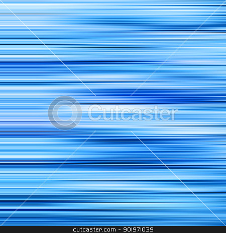 Bright blue horizontal stripes abstract background stock photo, Bright blue horizontal stripes abstract background by Stephen Rees