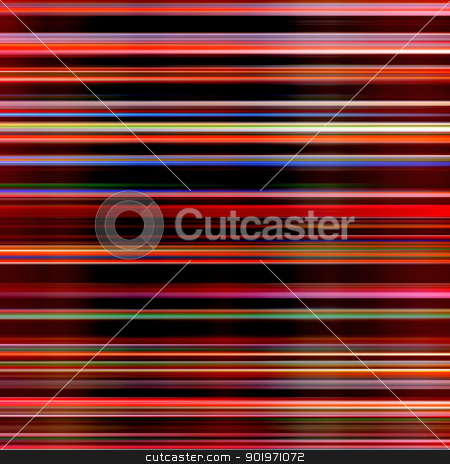 Vibrant colorful red stripes lines abstract background. stock photo, Vibrant colorful red stripes lines abstract background. by Stephen Rees