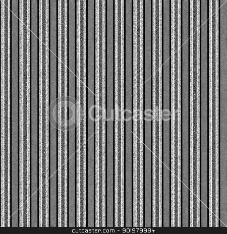 Black, White, & Grey Stripe  stock photo, Seamless textured stripes of black, white and grey by SongPixels