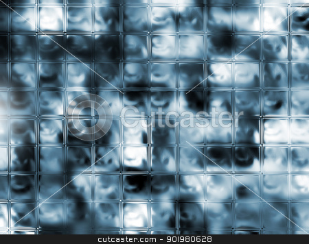 Abstract background stock photo, Blue abstract background shadows and lights by carloscastilla