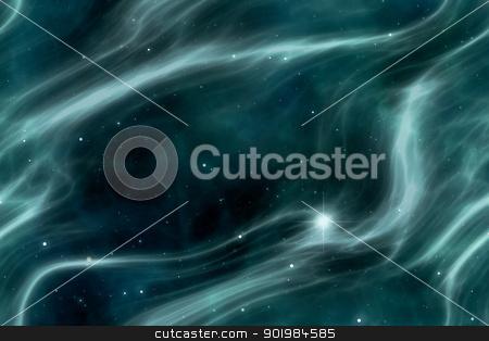 plasma nebula stock photo, An image of a plasma nebula background by Markus Gann