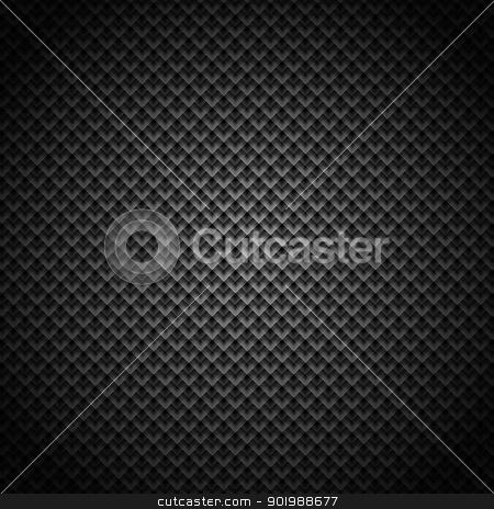 Kaleidoscope stock photo, Abstract kaleidoscope black and white background by Henrik Lehnerer
