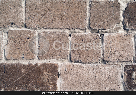 old wall from a rough grey brick. background 2 stock photo, old wall from a rough grey brick. background 2 by Sergii Sukhorukov