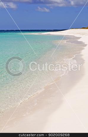 Caribbean beach. stock photo, Fantastic view of a Caribbean beach. by Fernando Barozza