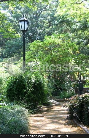 Alice Keck Park Memorial Gardens stock photo, Alice Keck Park Memorial Gardens in Santa Barbara by Henrik Lehnerer