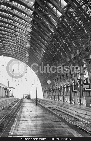 Stazione centrale stock photo, Image of central station in Milan, Italy by Fabio Alcini