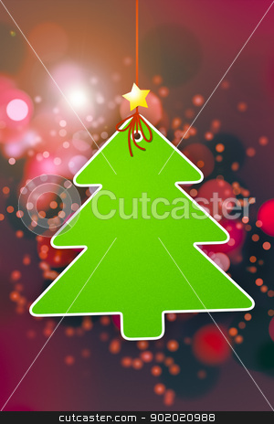 christmas tree background stock photo, An image of a nice christmas tree background by Markus Gann