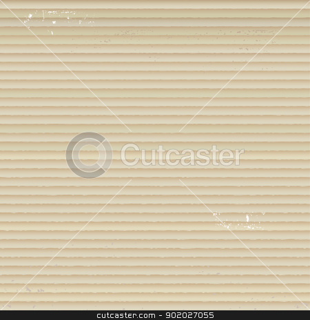 Seamless cardboard background stock vector clipart, Seamless design element cardboard background ideal webpage or presentation by Michael Travers