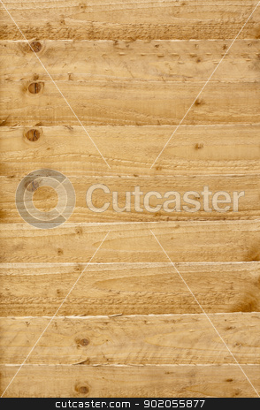 Wooden Texture Background stock photo, Textured Wooden Fence Background with Bullet Points. by Brigida Soriano
