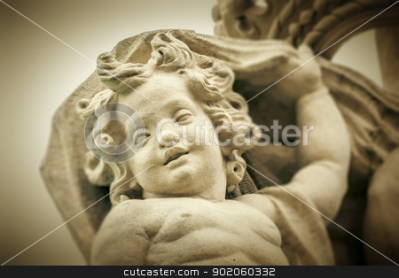 angel statue stock photo, An image of a nice angel statue by Markus Gann