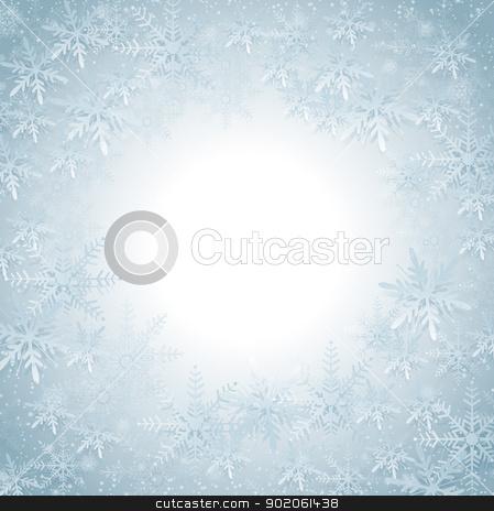 Snowflakes Christmas Background stock vector clipart, This image represents a Snowflakes Christmas Background. / Snowflakes Christmas Background by Bagiuiani Kostas