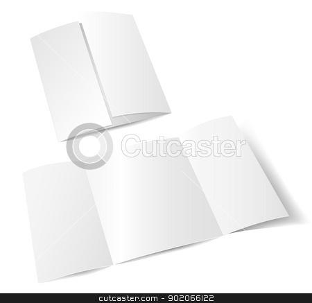 Paper vector set stock vector clipart, Paper vector set by SonneOn