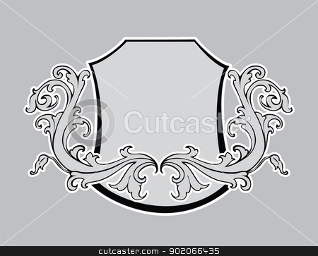 Vintage background stock vector clipart, Vector illustration of Vintage background by SonneOn