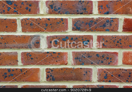 Brick Wall stock photo, Brick Wall detail texture and background by Darren Pullman
