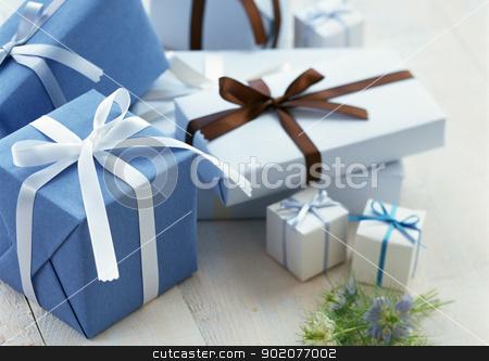 Gift Box stock photo, Gift Box by Tornelli Stefano