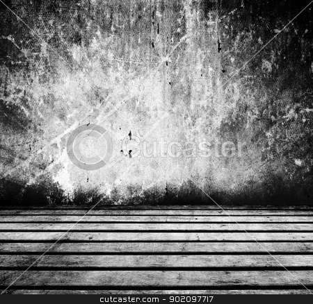 wall and floor closeup stock photo, wall and floor closeup by Vitaliy Pakhnyushchyy