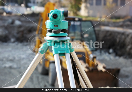 construction site stock photo, construction site by Nenov Brothers Images