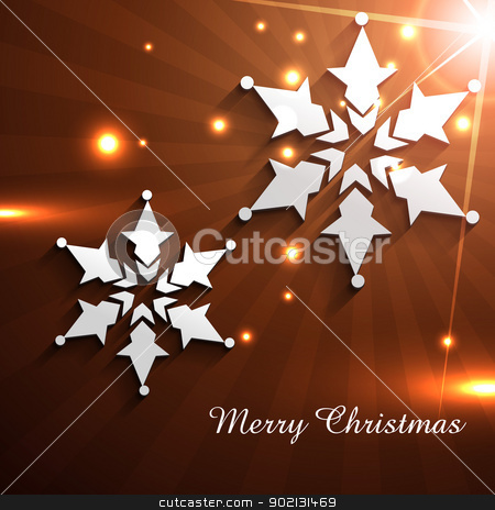 merry christmas background stock vector clipart, beautiful merry christmas vector design art by pinnacleanimates
