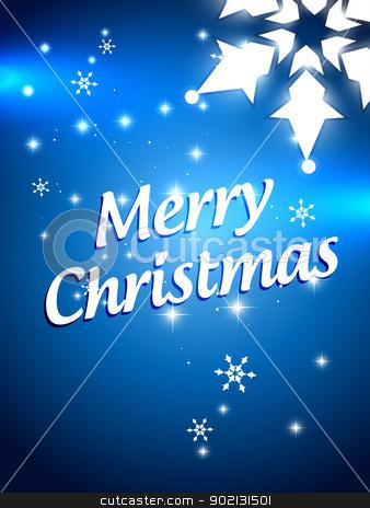 beautiful christmas design stock vector clipart, beautiful christmas design with space for your text by pinnacleanimates