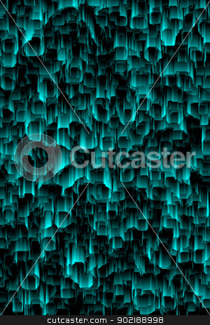 Abstract curtain background stock photo, Abstract colorful background with an immense curtain by Dario Rota