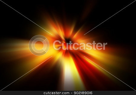 Abstract blur background stock photo, Abstract colorful fire blur background by Dario Rota